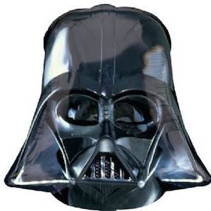 Darth Vader shaped Foil Balloon