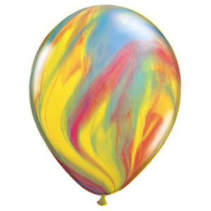 Marble Effect Balloon