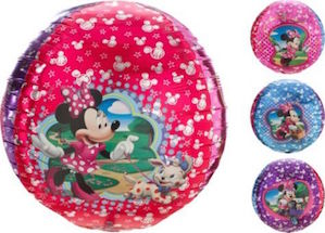 Minnie Mouse 4 Sided Orbz Balloon