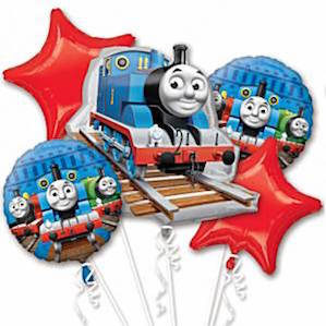 Large Thomas the Tank Engine Bouquet