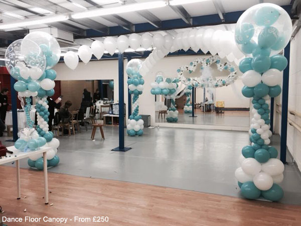 Dance Floor Canopy - From £250