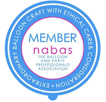NABAS Member - The Balloon and Party Professionals Association