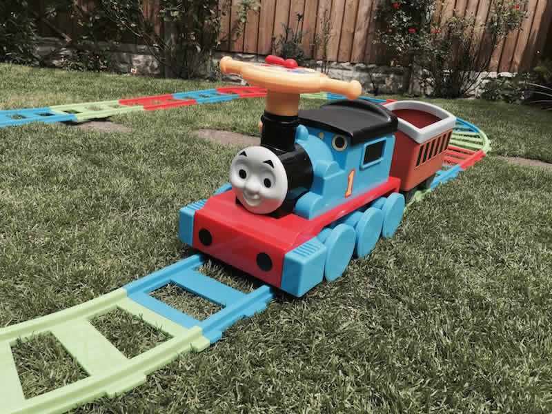 Ride On Thomas train. 1 year and over. Add on for £25